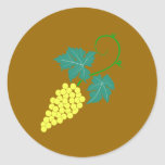 Weintrauben Rebe grapes grapevine Sticker