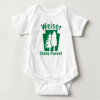 Weiser SF Trees - Infant Creeper