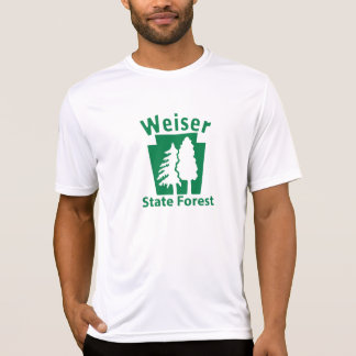 Weiser SF Trees - Men's Microfiber T T-Shirt