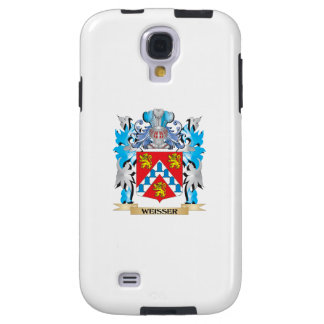 Weisser Coat of Arms - Family Crest Galaxy S4 Case