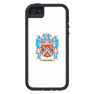 Weisser Coat of Arms - Family Crest iPhone 5 Covers