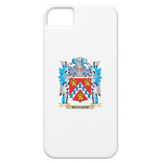 Weisser Coat of Arms - Family Crest iPhone 5 Cases