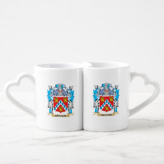 Weisser Coat of Arms - Family Crest Lovers Mug