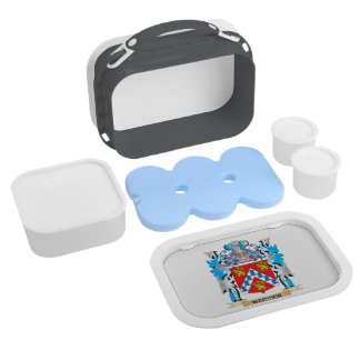 Weisser Coat of Arms - Family Crest Yubo Lunchbox