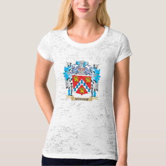 Weisser Coat of Arms - Family Crest Tee Shirts