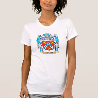 Weisser Coat of Arms - Family Crest T-shirts