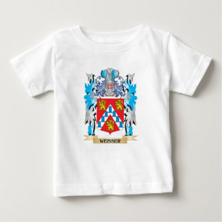 Weisser Coat of Arms - Family Crest Tshirt