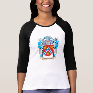 Weisser Coat of Arms - Family Crest Tees