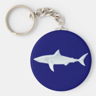 Weisser Hai white shark Schlüsselband
