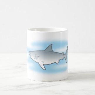 weisser Hai white shark Teehaferl
