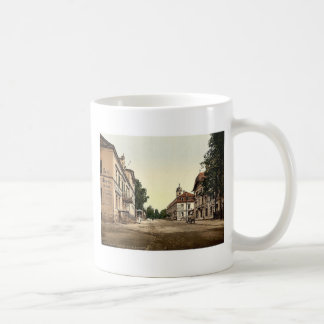 Weisser Hirsch, Saxony, Germany rare Photochrom Coffee Mug
