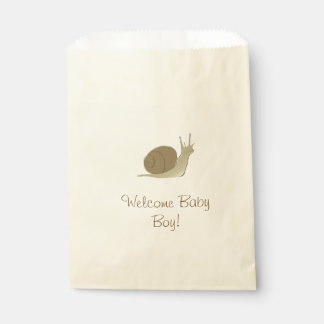 Welcome Baby Boy Baby Shower Favor Candy Bags Favour Bags