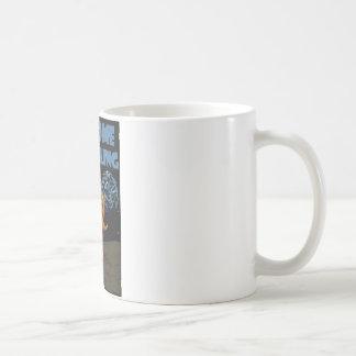 Welcome Earthling Basic White Mug