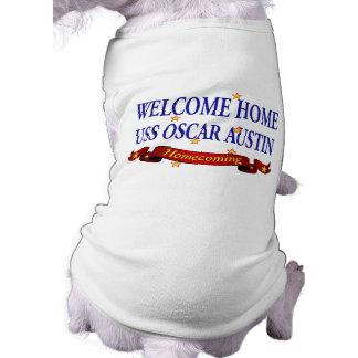 Welcome Home USS Oscar Martin Shirt