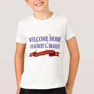 Welcome Home USS Robert G. Bradley T-Shirt