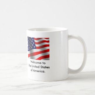 Welcome New Citizen Mug