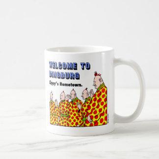 Welcome To Dingburg #1 Coffee Mug
