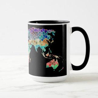 Welcome to my Colorful World Mug