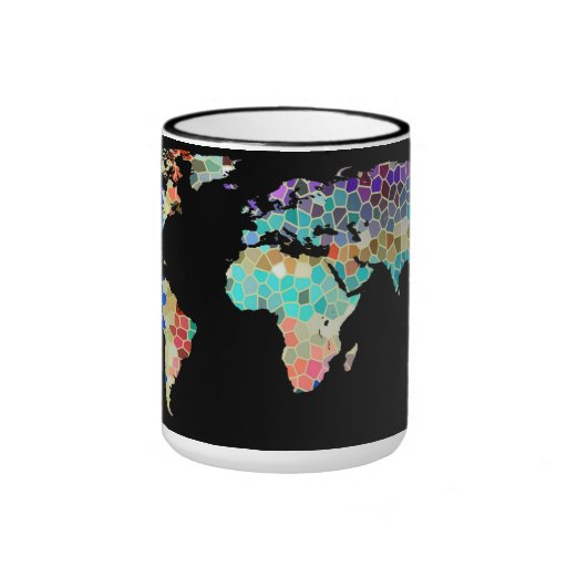 Welcome to my Colorful World Coffee Mugs