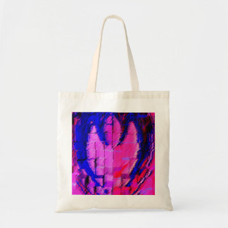 Welcome to my Pink Blue World Tote Bags