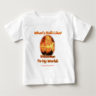 Welcome to my World Baby T-Shirt