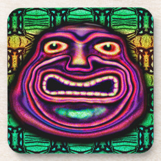 Welcome To My World Drink Coasters