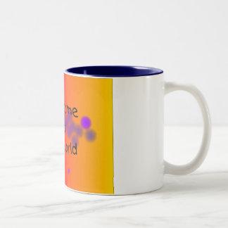 Welcome to My World Mug