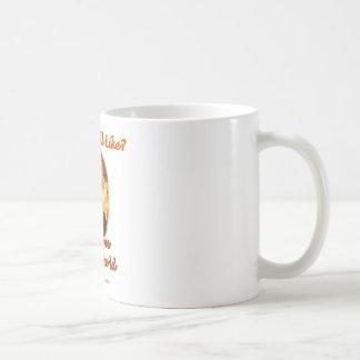 Welcome to my World Classic White Coffee Mug