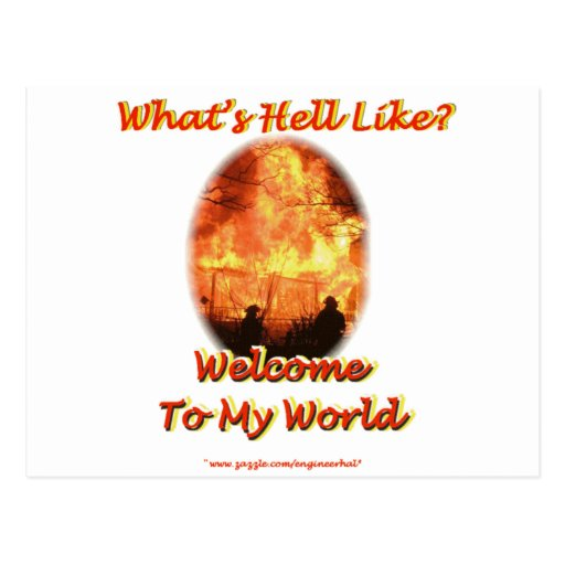 Welcome to my World Postcards