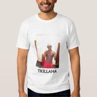 WELCOME TO MY WORLD, TKILLAHA T SHIRTS