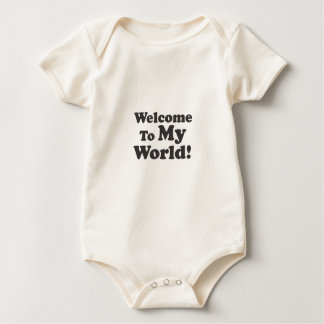 Welcome To My World! Bodysuit