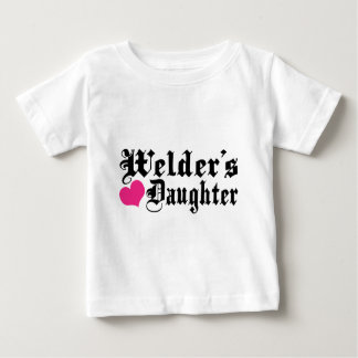 Welder's Daughter Baby T-Shirt