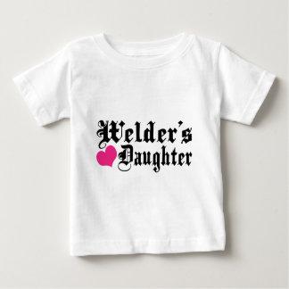 Welder's Daughter Tee Shirts