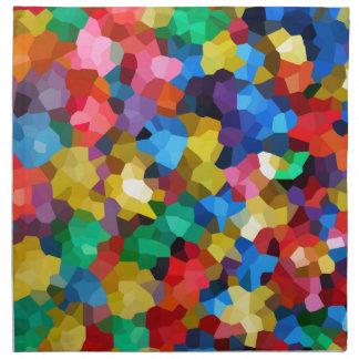 Wellcoda Crazy Colour Ball Pool Candy Life Napkin