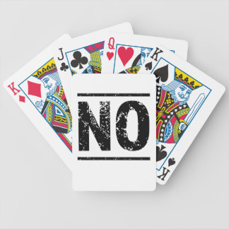 Wellcoda No Stop Right There Command Now Bicycle Playing Cards