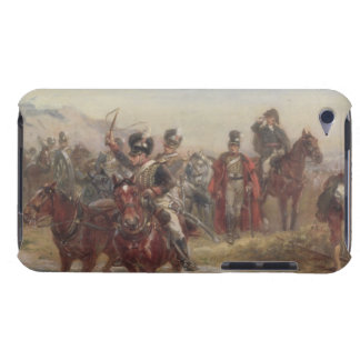 Wellington in Spain (oil on panel) (pair of 124470 iPod Touch Case