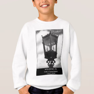 Wellsboro, PA  Home of Pennsylvania's Grand Canyon Sweatshirt