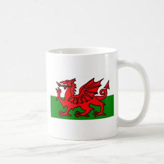 Welsh Flag Coffee Mug