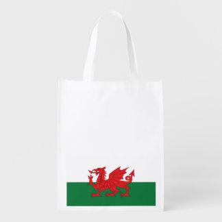 Welsh Flag Shopping Bag