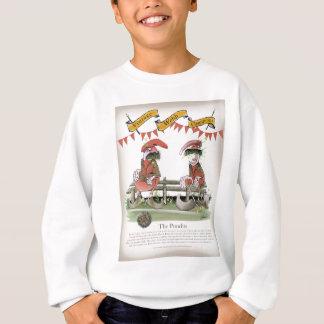 welsh football pundits sweatshirt