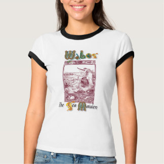 Welsh Mythology T Shirt - Mabinogion