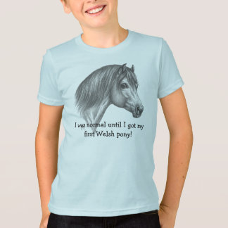 Welsh Pony Cob Society of America T-Shirt