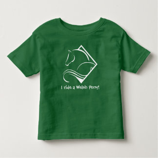 Welsh Pony Toddler T-Shirt