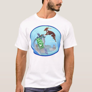 Wendy the Windy City Iggy FRONT T-Shirt