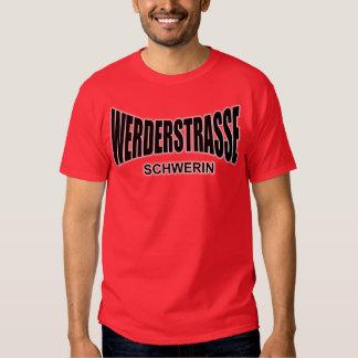 WERDER ROUTE - Schwerin Tee Shirt
