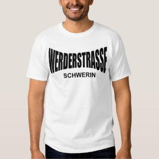 WERDER ROUTE - Schwerin Tees