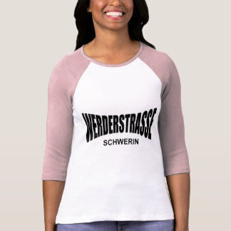 WERDER ROUTE - Schwerin T-shirts