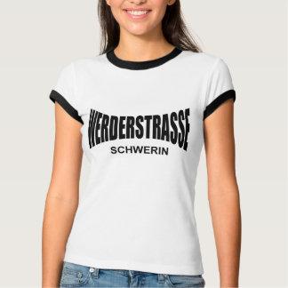 WERDER ROUTE - Schwerin Tshirts