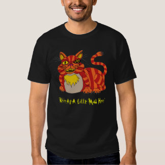 """""""We're All A Little Mad Here"""" Tshirt"""