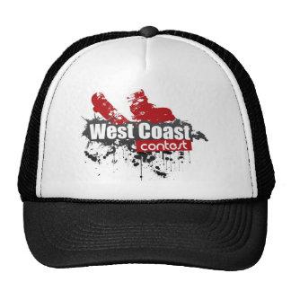 west coast contest 2011 course cap